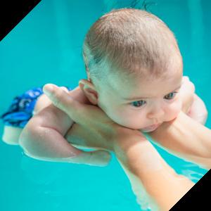 Pack 3 sessões babyswim